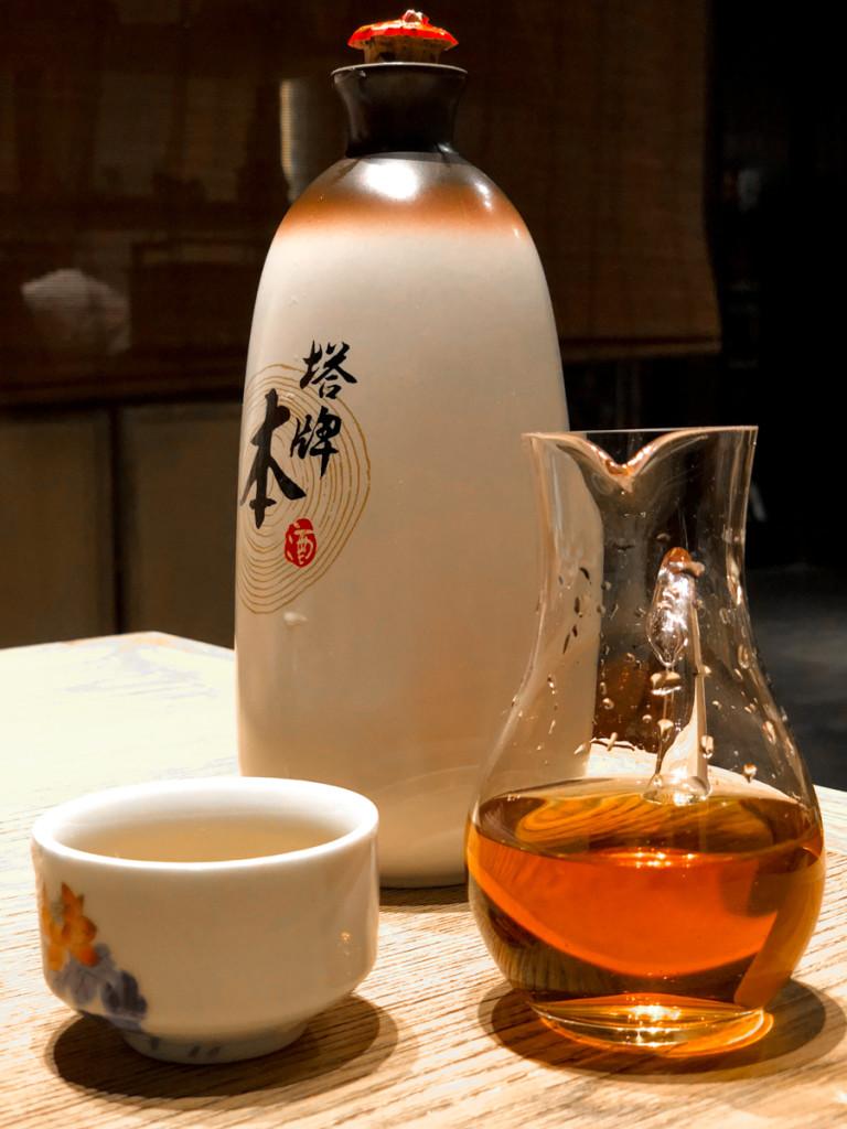 Китайское сливовое вино, Hangzhou house