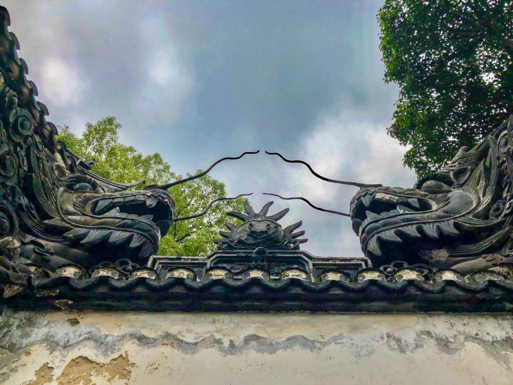 Дворец в шанхае