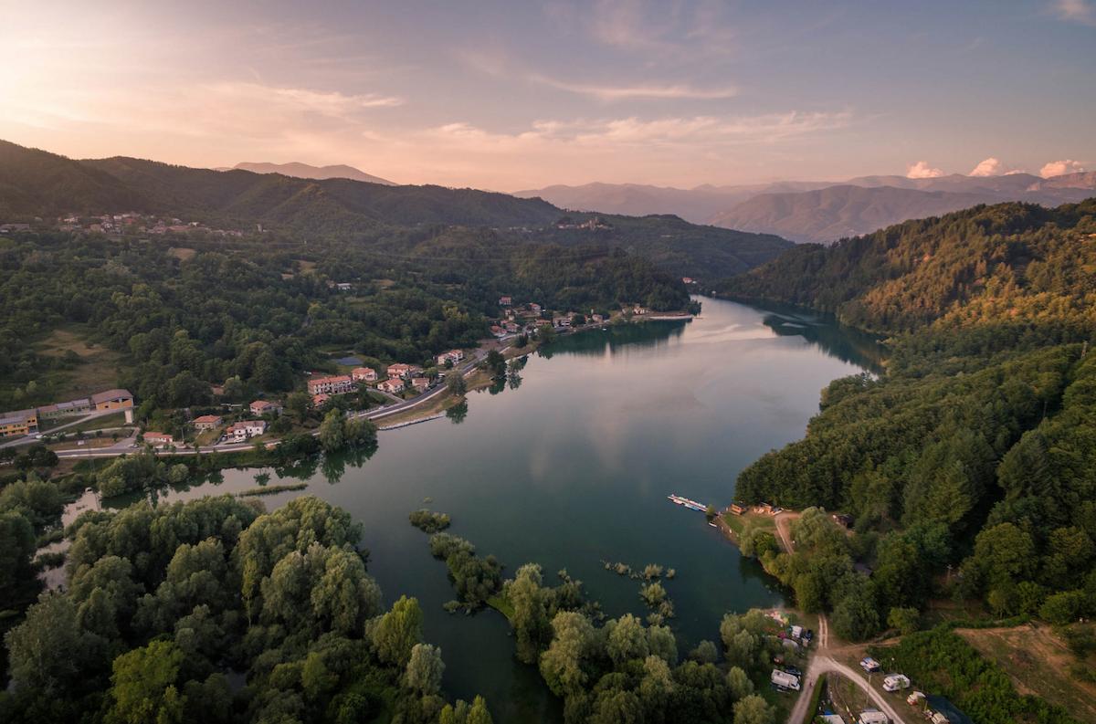 Италия: Гарфаньяна и Ортоново
