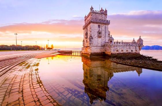 Torre de Belém, фото Vortex mag