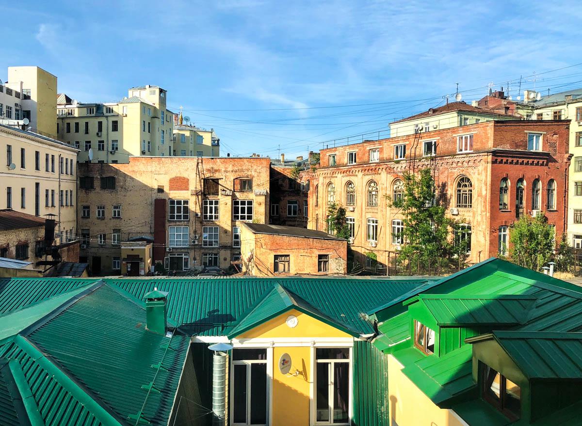 Где бы я купила квартиру в Москве?