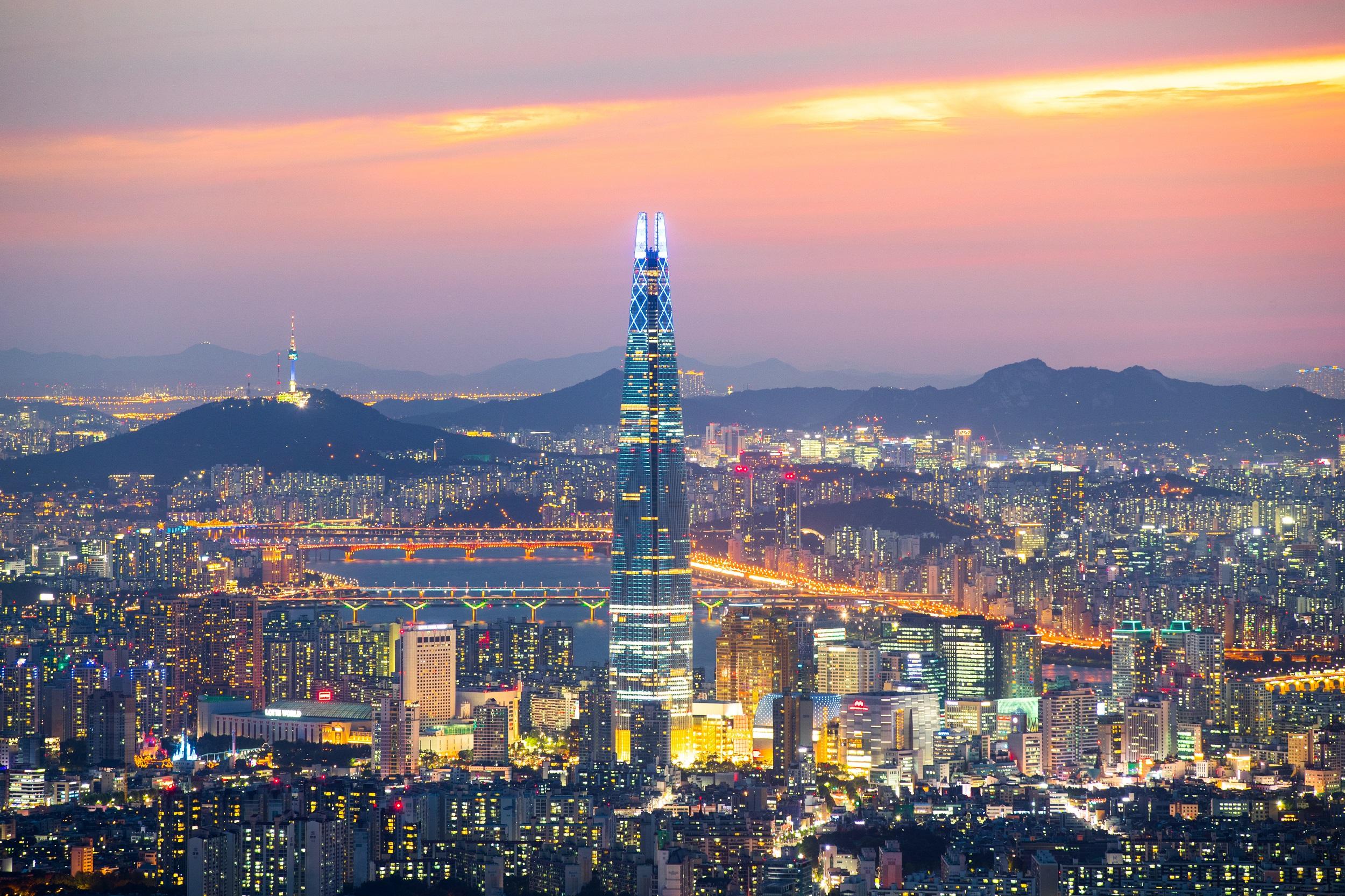 Пять вкусов Южной Кореи