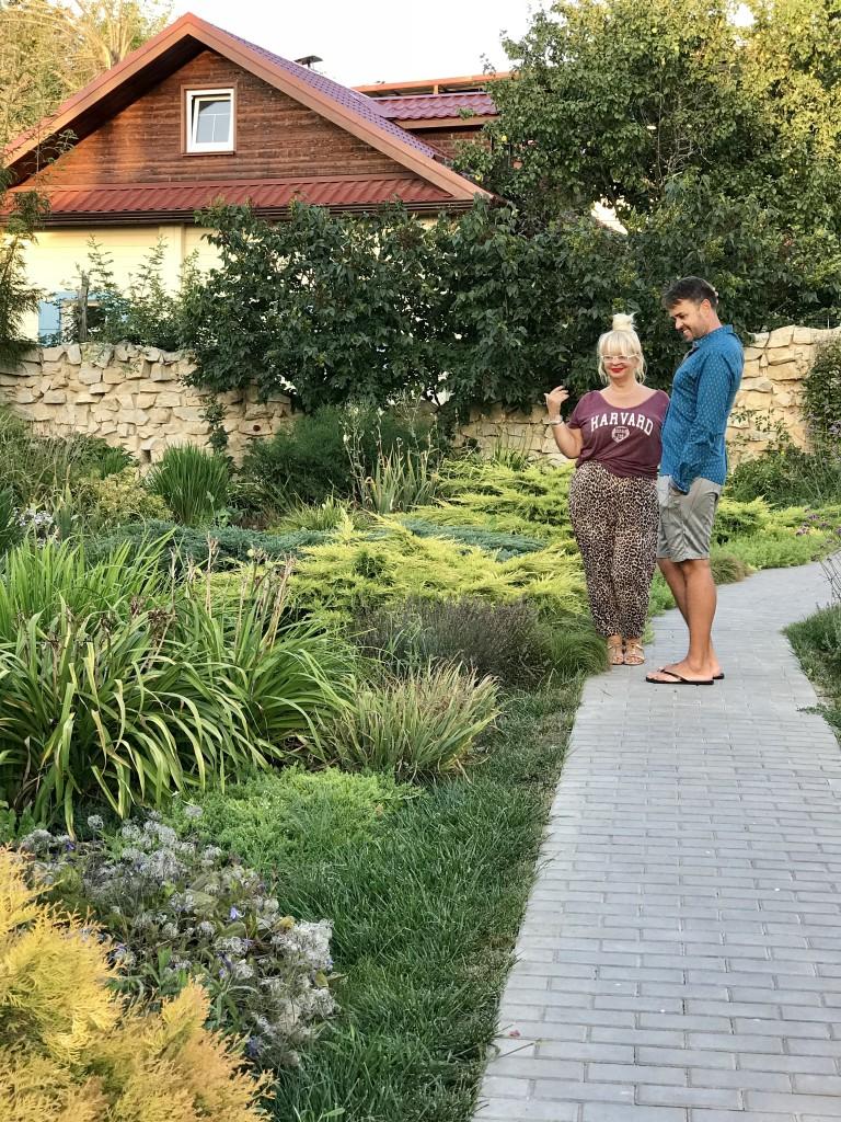 Сад в Дивногорье