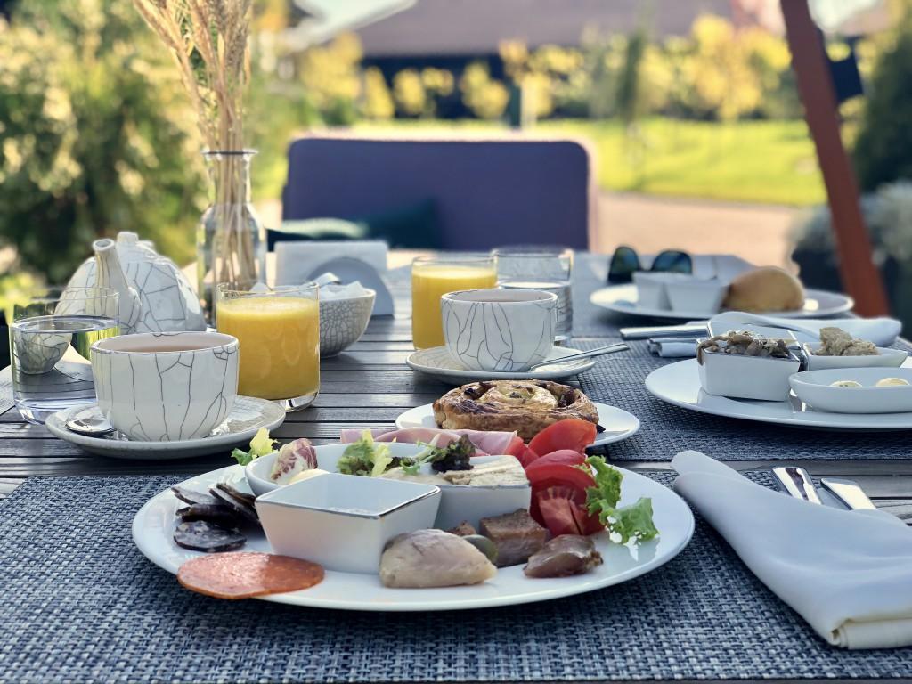Завтрак в Уткино