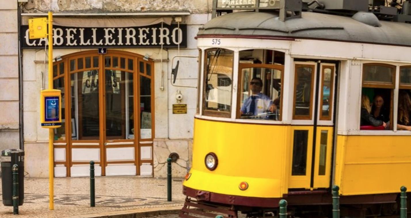 Один день в Лиссабоне