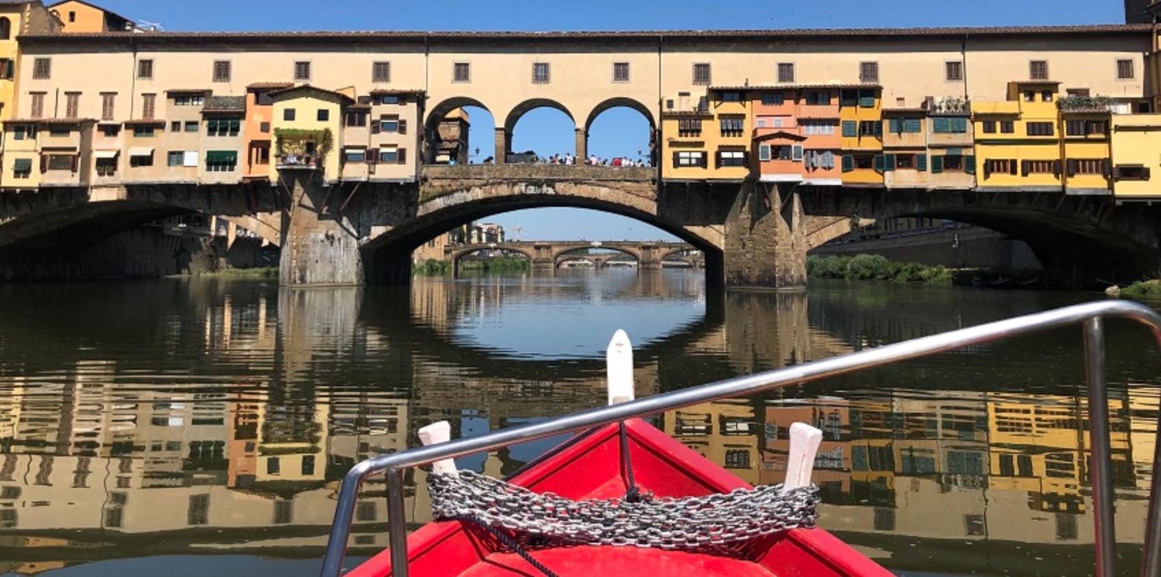 Флоренция: тайные виллы и трюфели