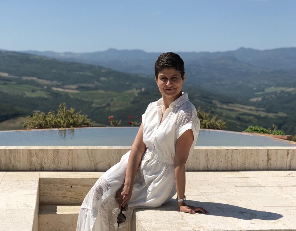 Теплые термальные источники в итальянской Тоскане: отель Castello di Velona