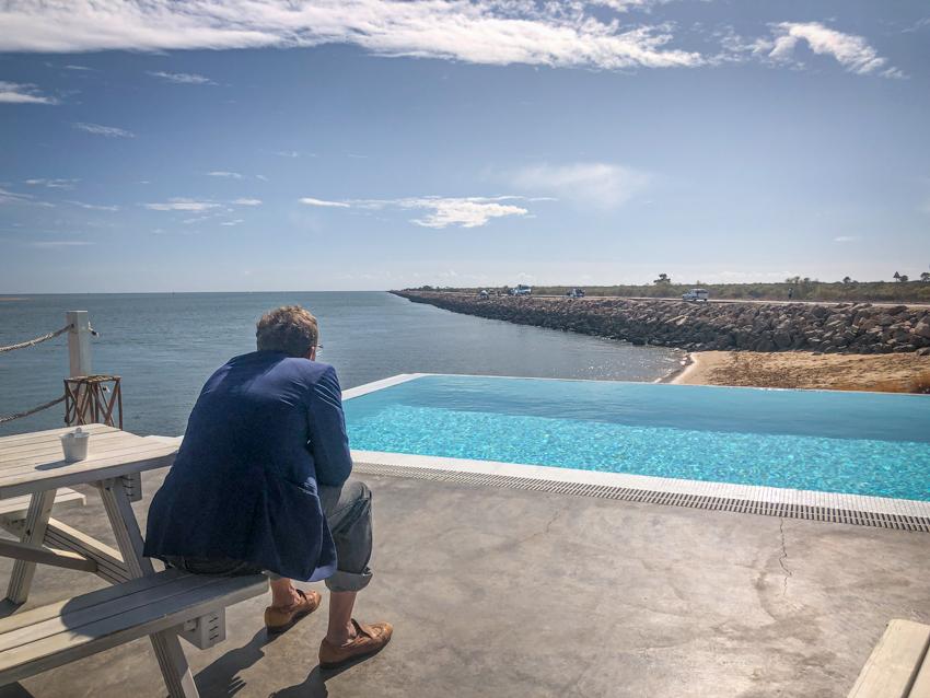 Новый отель моих друзей на границе Португалии и Испании